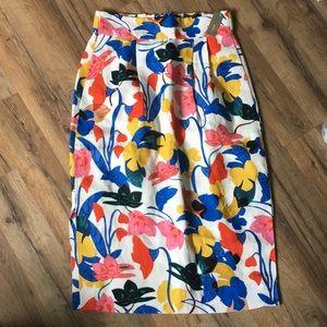 NWT! J.Crew skirt size 4